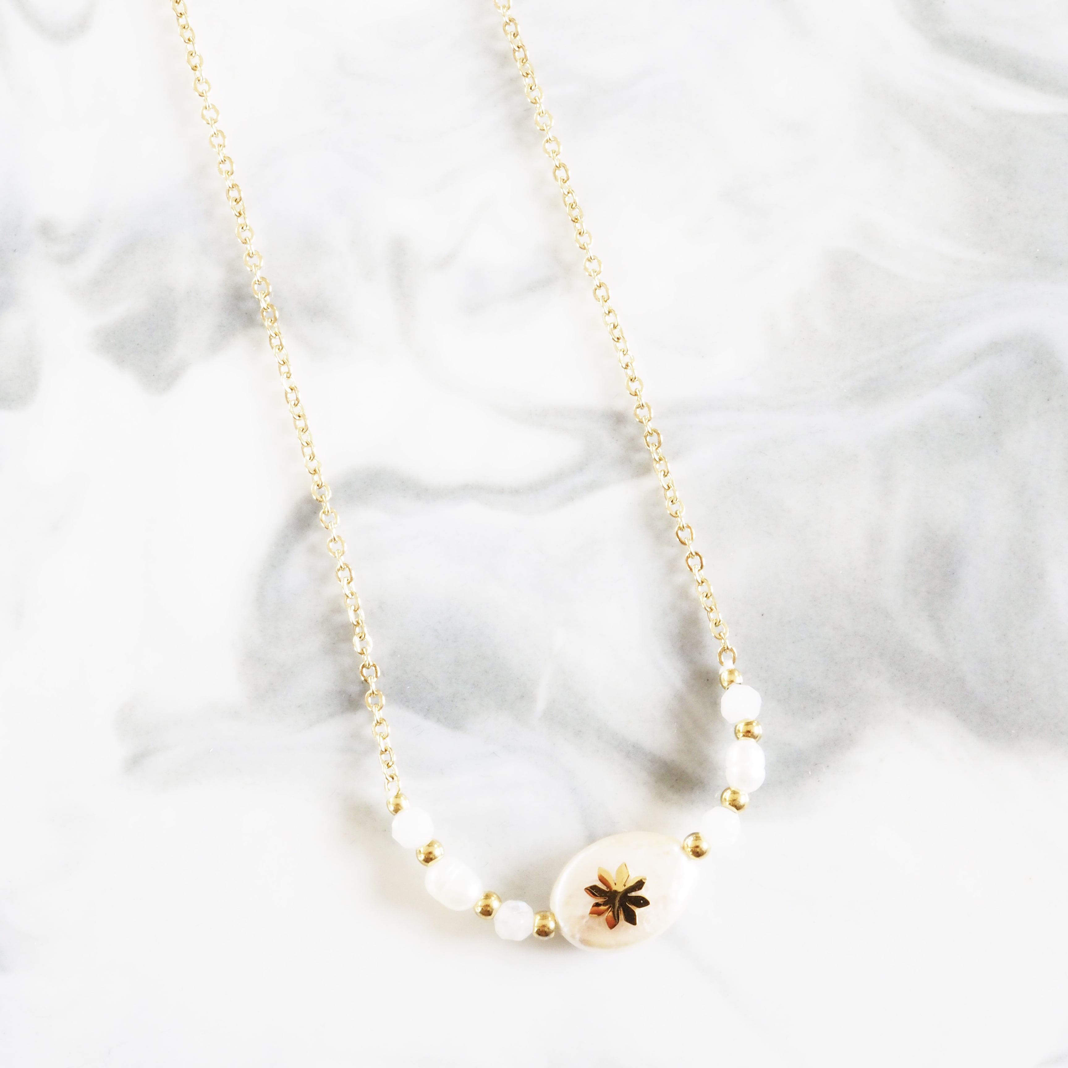 Collier Lydia